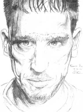 Franck Ribéry by Smidge